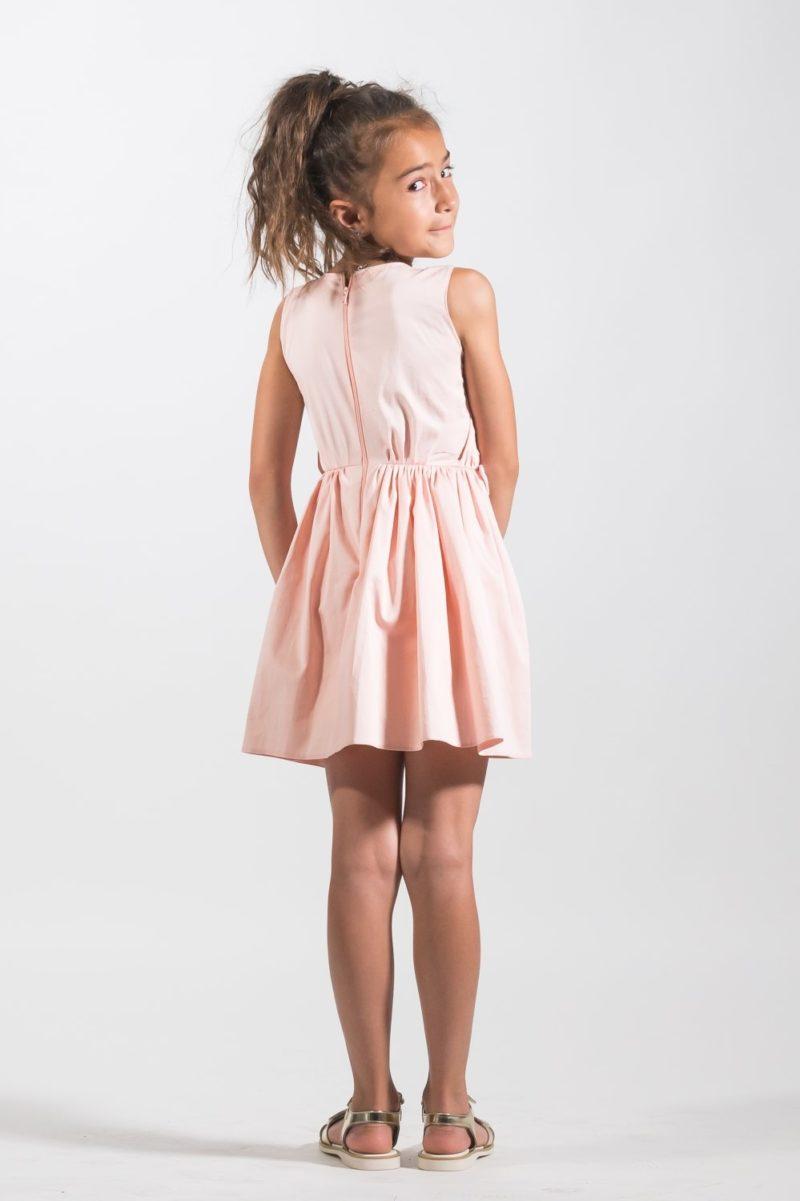 Haine copii - Rochii fete Belle Sophy Roz