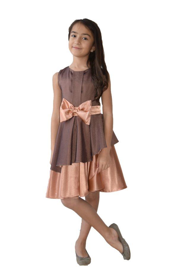 Rochie fete Magic cu bolero - hainute copii Craciun