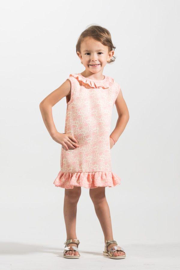 Rochii fete de ocazie Pinky - atelier creație NOAR