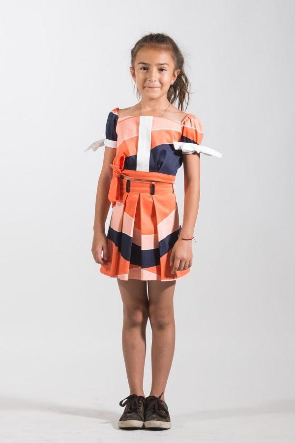 Bluza fete Festival deosebită pentru copii